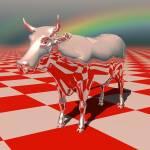 """""""Mystic Cow"""" by Mayhem_Inc"""