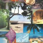 """Tropical Places"" by gflcreations"