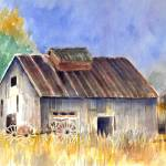 """Barn"" by awagner"