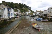 Polperro Cornwall uk