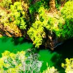 """Tolmer Falls - The Green Pool -NT"" by gthomas68"