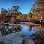 """Bald Rock Creek, Girraween"" by davidburrows"