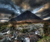 Buachaille Etive Mor, Highlands of Scotland.
