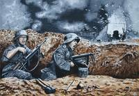In pitiless combat....Stalingrad 1942