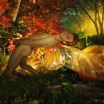 """Pumpkin Fairy"" by valerhon"