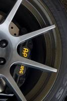 Carbon Fibre Dymag Wheel
