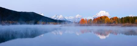 Before the Rise, Oxbow Bend, Grand Teton National