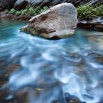 """Rock and Water Designs, Zion"" by HiddenLightPhotography"