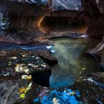 """Colors of Zion, The Subway"" by HiddenLightPhotography"