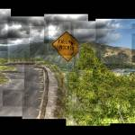 """Road to Halawa Valley, Molokai, Hawaii"" by JonathanKingston"