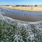 """Huntington Beach panorama"" by esfotoclix"