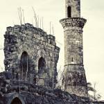 """The Kesik Minare (Broken Minaret)"" by istanbul"