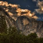 """Half Dome HDR"" by benedwards"