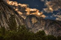 Half Dome HDR