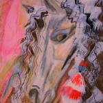 """Indian horse"" by artbyallyson"