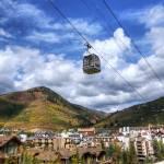 """Vail Gondola, Colorado"" by johnmarshall"
