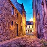"""Rose Lane, St Andrews"" by skreid"