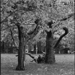 """Tourist Resting, Green Park, London"" by Aldo"