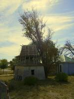 marfa wood tower
