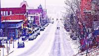 Leadville Winter