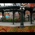 """Pioneer Square"" by Danusunt"
