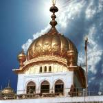 """Akal Takhat Shining"" by SikhPhotos"