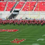 """NCSU band in miniature"" by MargaretHarding"