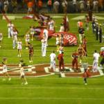 """NCSU football"" by MargaretHarding"