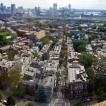 """Boston from bunker hill"" by MargaretHarding"