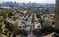 Boston from bunker hill