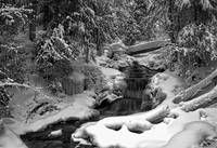 Winter at Wagner Falls