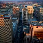 """""""Cincinnati from 574 Feet"""" by ChrisThompson"""