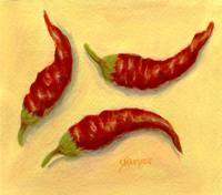 Last Three Peppers