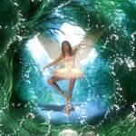"""Fairy Dance"" by mysticglendesigns"