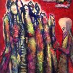 """Druids and Aliens"" by VirginiaZuelsdorf"