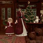 """Victorian Christmas"" by mysticglendesigns"