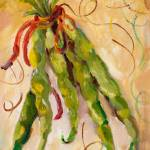 """Green Beans a taste of Tuscany"" by Delilah"