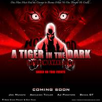 Original Promotional Poster for A TIGER in the DAR