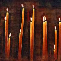 Candles Art Prints & Posters by Fabrizio Salazar