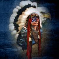 """IndianChief"" by Columellaarts"
