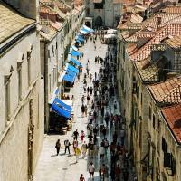 Dubrovnik Stradun Art Prints & Posters by Croatian Photo Gallery