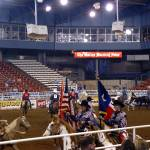 """Rodeo in Mesquite"" by AllYourPrints"
