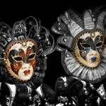 """Carnival Masks HDR"" by barbarayoungleson"
