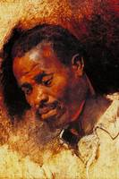 Head of a Negro by Sir Peter Paul Rubens