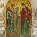 """The Monastery of Panagia Palaiokastritsa"" by sljbell"