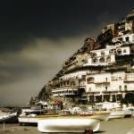 """""""Boats along the Amalfi Shore"""" by andrewsound"""