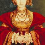 """Anne of Cleves by Hans Holbein the Younger"" by ArtLoversOnline"
