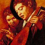 """Singing Boys by Franz Hals"" by ArtLoversOnline"