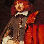 """Portrait of Jan Six by Rembrandt"" by ArtLoversOnline"