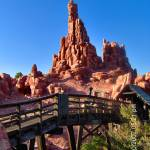 """Thunder Mountain Railroad Disneyland"" by PhillyandMe"